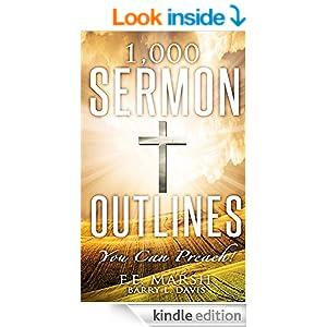 1,000 Sermon Outlines