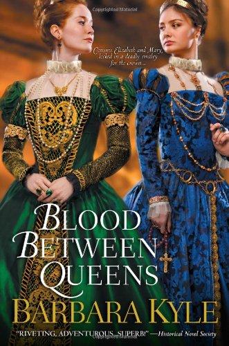 Image of Blood Between Queens (Thornleigh Saga)