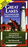 img - for Great Lakes Lighthouses: American & Canadian : A Comprehensive Directory/Guide to Great Lake Lighthouses Americna & Canadian book / textbook / text book
