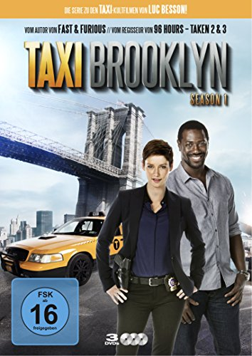 Taxi Brooklyn - Season 1 [3 DVDs]