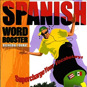 Spanish Word Booster Audiobook
