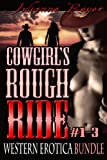 Cowgirls Rough Ride: Western Erotica Bundle