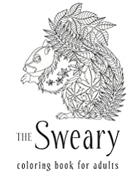 The Sweary Coloring Book for Adults