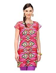 Yepme Women's Polyester Kurti