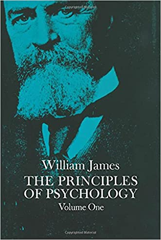 The Principles of Psychology, Vol. 1