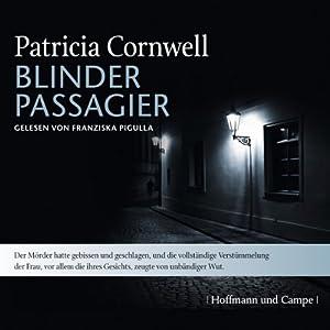 Blinder Passagier (Kay Scarpetta 10) Hörbuch
