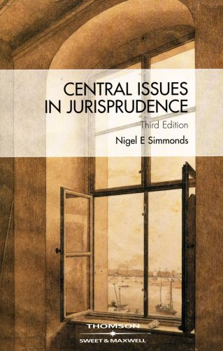Central Issues in Jurisprudence: Justice, Law and Rights (Central Issues In Jurisprudence compare prices)