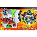 SKYLANDERS GIANTS - Exclusive Glow in the Dark STARTER PACK - PS3