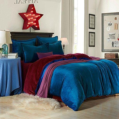 Peacock Pattern Bedding