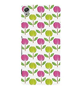 Cotton Plant Clipart 3D Hard Polycarbonate Designer Back Case Cover for Sony Xperia XA :: Sony Xperia XA Dual