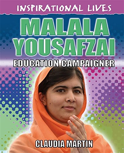 Inspirational Lives: Malala Yousafzai