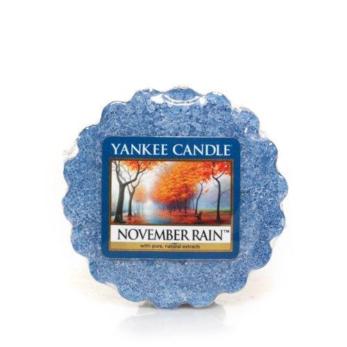 Yankee Candle November Rain Wax Potpourri Tart (New for Autumn 2013)