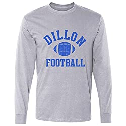 Dillon Football Long Sleeve T-Shirt