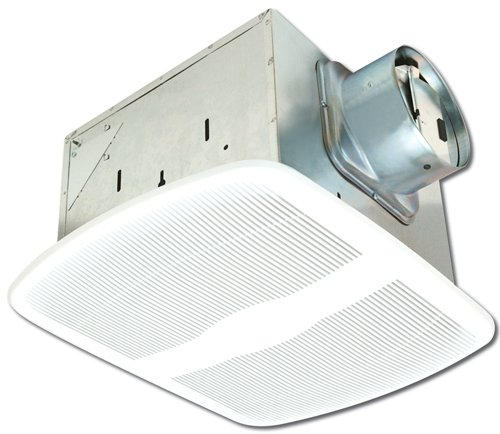 Air King AK200LS Energy Star Deluxe Quiet Series Bath Fan, 210-CFM