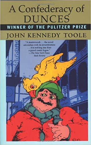 "Cover image for ""A Confederacy of Dunces"""