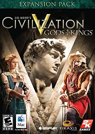 Sid Meier's Civilization V: Gods and Kings [Mac Download]