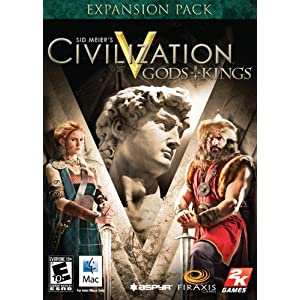 Sid Meier's Civilization V: Gods and Kings [Mac Download]