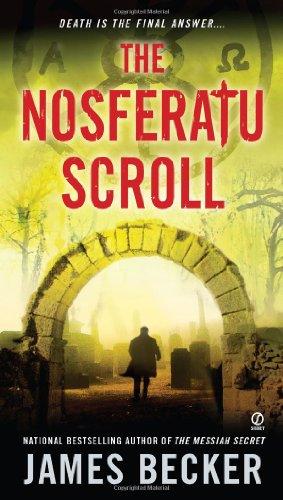 The Nosferatu Scroll (Chris Bronson, #4)
