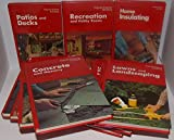 img - for Popular Science Skill Book Twenty Book Bundle Collection Set, Includes:Painting and Wallpapering - Heating Your Home With Wood - Hand and Power Tools - Storage:Cabinets and Wall Systems - Basic Car Maintenance and Repairs - Plumbing, Heating, Air etc book / textbook / text book