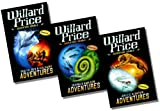 Willard Price Willard Price Adventure Collection - 3 Books RRP £20.97 (Adventure Double: Arctic / Safari; Adventure Double: Diving & Amazon Adventures; Adventure Double: South Sea & Volcano Adventures)