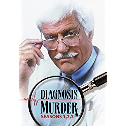 Diagnosis Murder//Seasons 1,2,3.