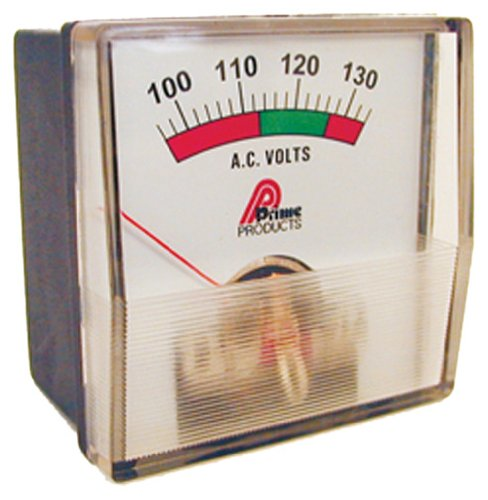 Prime Products 12-4055 A/C Line Voltage Meter