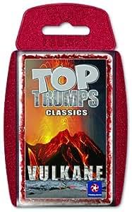 Winning Moves 61311 - Top Trumps: Vulkane