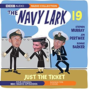 Navy Lark 19 Radio/TV Program