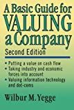 img - for A Basic Guide for Valuing a Company book / textbook / text book