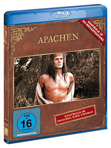 Apachen - HD-Remastered [Blu-ray]