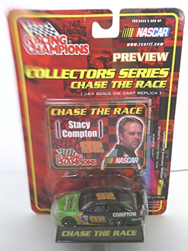Collectors Series Chase The Race Stacy Compton #92 front-1022572