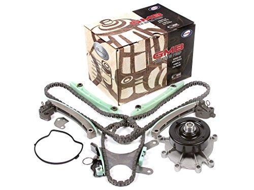 Evergreen TK3034WPT Timing Chain Kit and Water Pump Fits 04-09 Nissan Altima Maxima Quest 3.5L VQ35DE