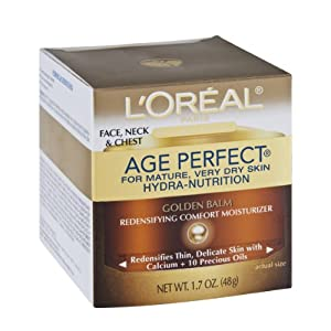 L'Oreal Age Perfect Hydra-Nutrition Golden Balm Face