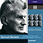 Krapp's Last Tape, Not I, That Time, & A Piece of Monologue | Samuel Beckett