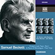Krapp's Last Tape, Not I, That Time, & A Piece of Monologue | [Samuel Beckett]
