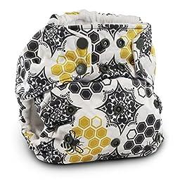 Rumparooz One Size Cloth Pocket Diaper Snap, Unity