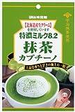 味覚糖 特濃ミルク8.2 抹茶カプチーノ 90g×6袋