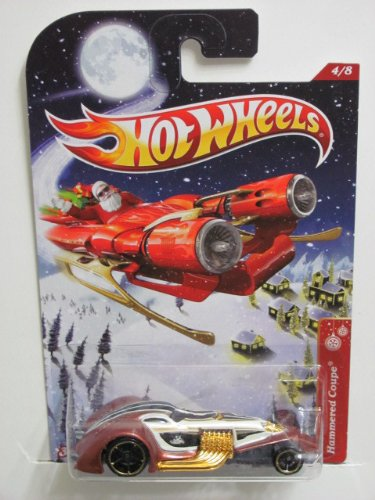 2011 Hot Wheels Holiday Hot Rods Draggin' Wagon Green - 1