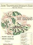 Day Dreams, Piano Solo