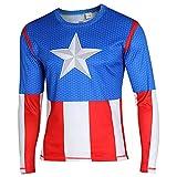 Afoxsos-Super-Hero-Capitain-America-Solider-Cycling-Long-Sleeves-T-Shirt