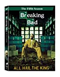 Breaking Bad: The Fifth Season [DVD] [Region 1] [US Import] [NTSC]