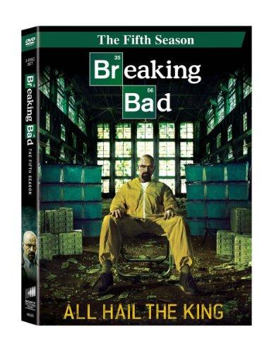 Breaking Bad: The Fifth Season [DVD] [Import]