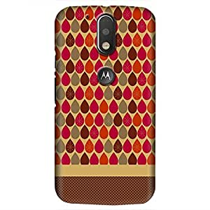 EpicShell Back Cover For Motorola Moto G4 Plus (4th Gen)