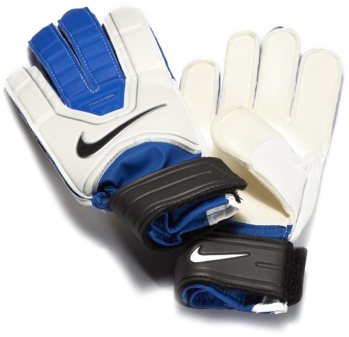 Nike Goalkeeping Gloves 7 Black / Red / White