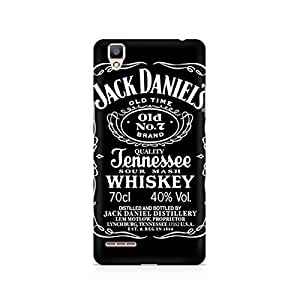Mobicture JD Whiskey Premium Printed Case For Oppo F1 plus