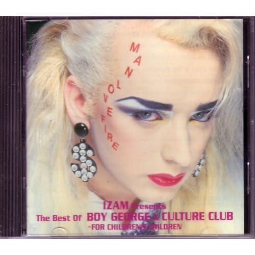 Boy George, Culture Club - (Rare Japan Pressing) Izam