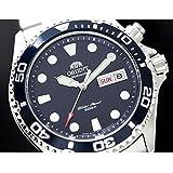 Orient Ray Deep Diver - Reloj de buceo para hombre