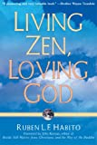 img - for Living Zen, Loving God book / textbook / text book