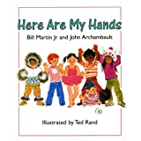 Harcourt School Publishers Signatures: English as a Second Language Library Book Grade 1.1 Here Are My Hands (Owlet Book) ~ John Archambault