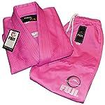 Fuji Kid's BJJ Uniform, Pink by Fuji